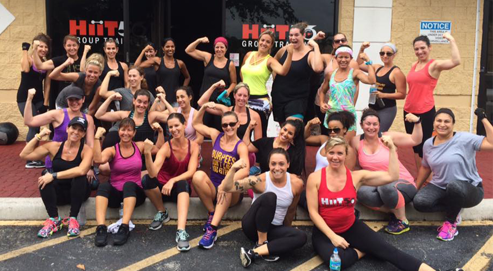Free First Class at HiiT56 & KiiD56