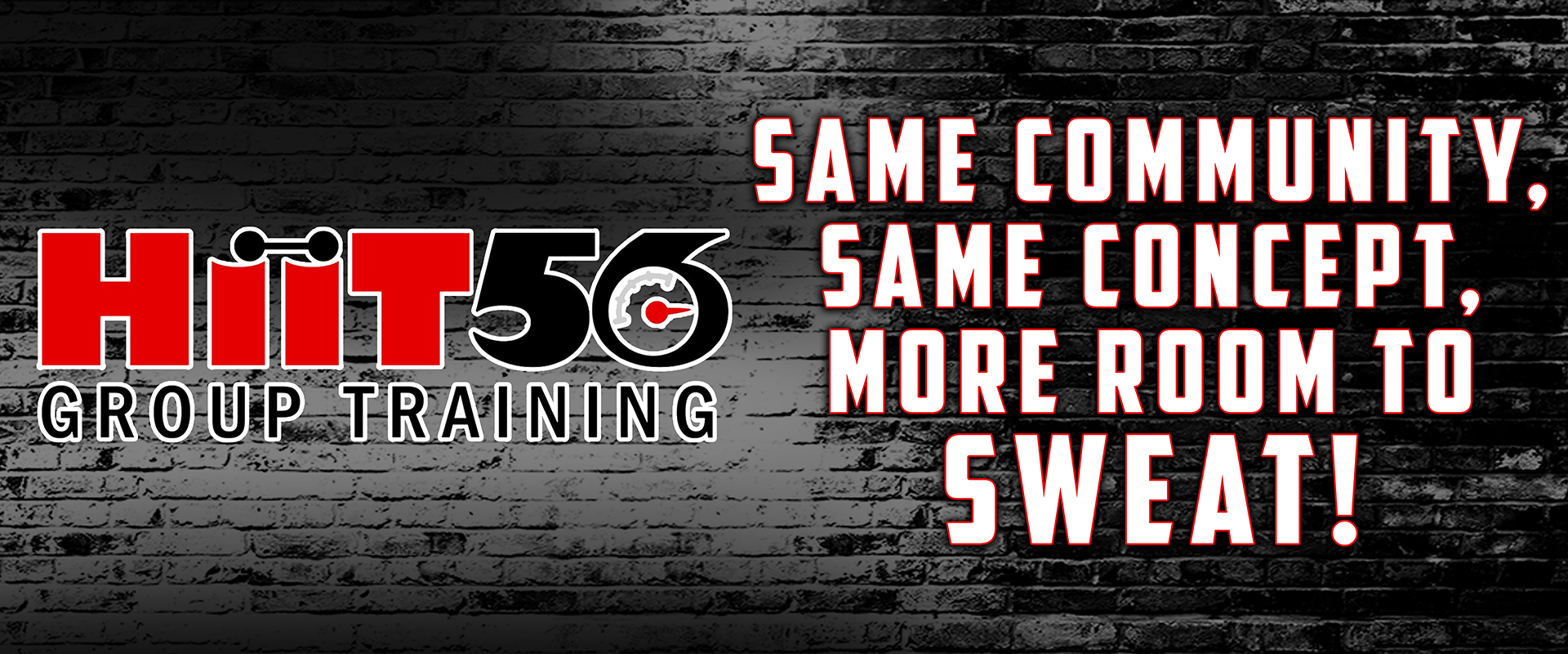 HiiT56 - We've Moved & There's More Room to Sweat